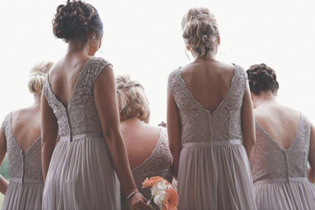 Bridesmaids - Arluis Weddings
