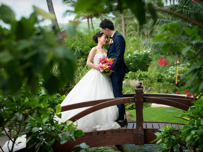 Wedding Planning Hawaii - Arluis Weddings