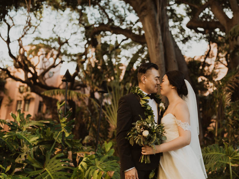 sheraton waikiki elopement - Weddings Planners